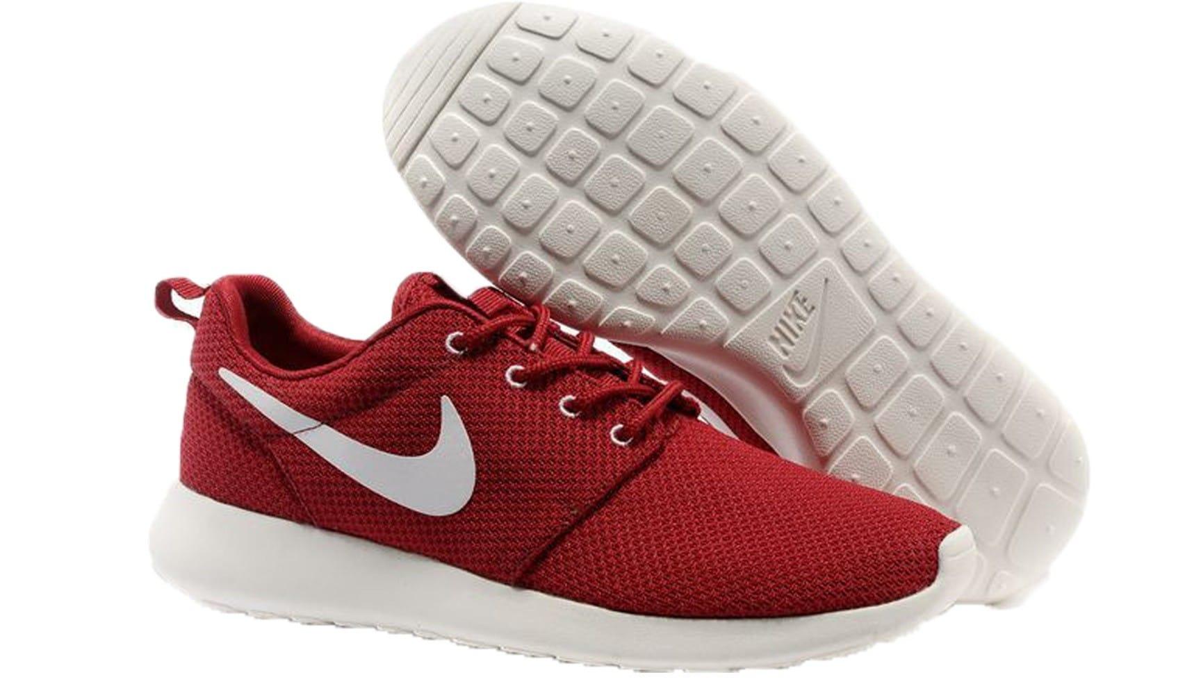 Nike Roshe Run Granates Hombre