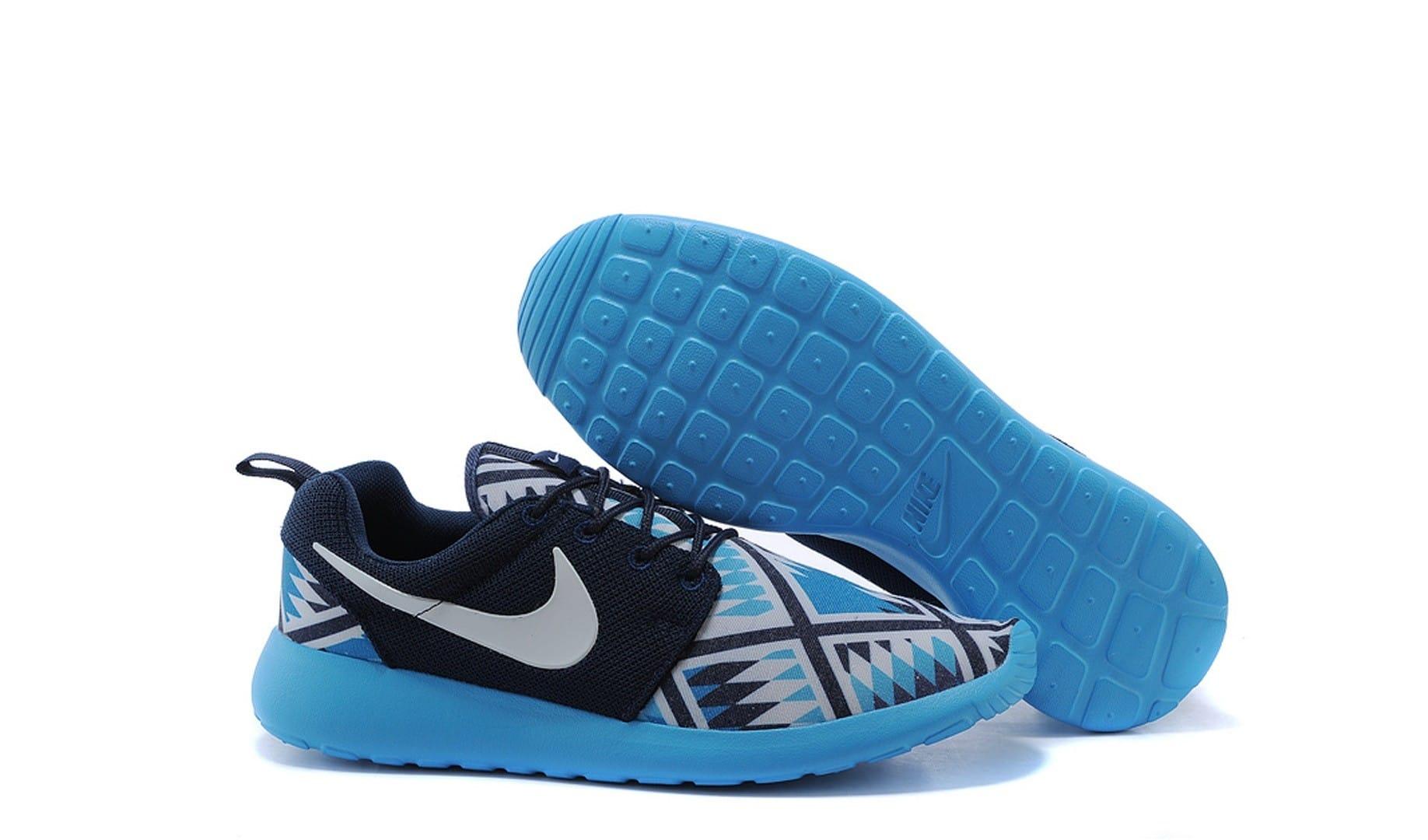 Roshe Run Azules