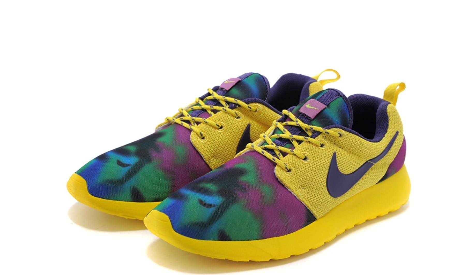 Nike Roshe Run Amarillas