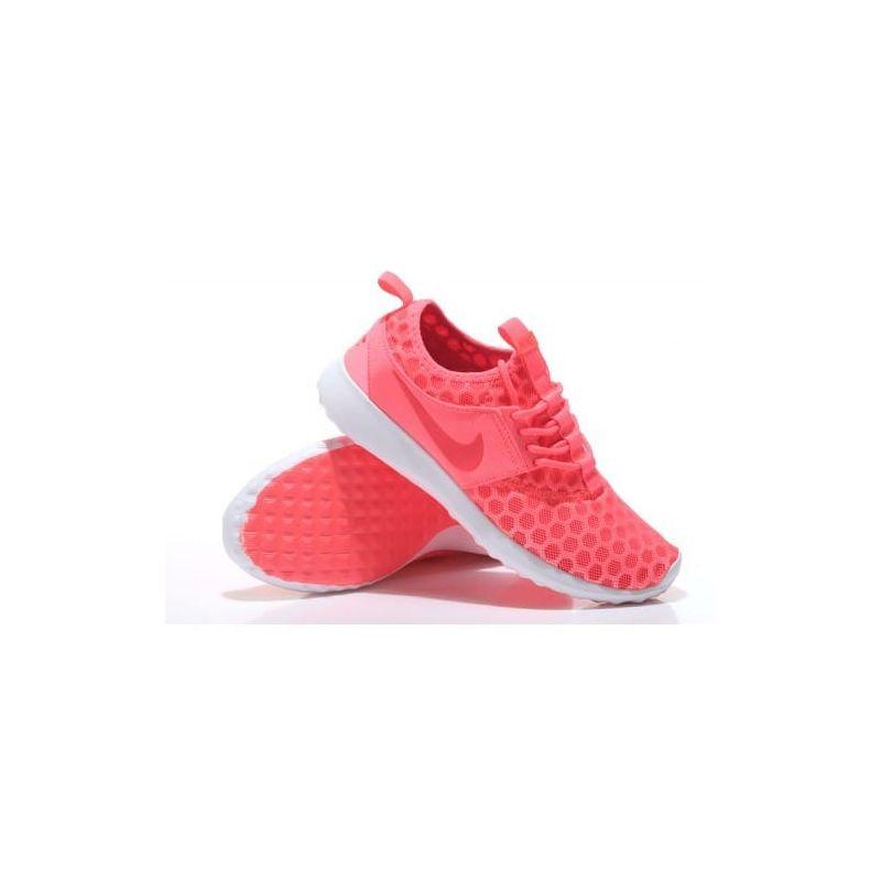 Nike Roshe Grises Y Rosas