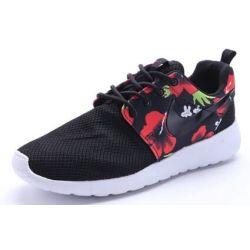 Nike Roshe Run Granates Online