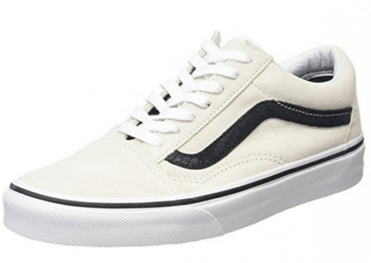 vans amarillas y negras old skool