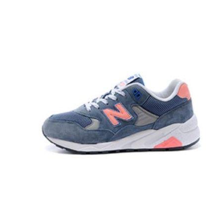New Balance 580 Azules Naranjas