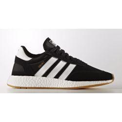 Adidas Iniki Runner Negras Blancas
