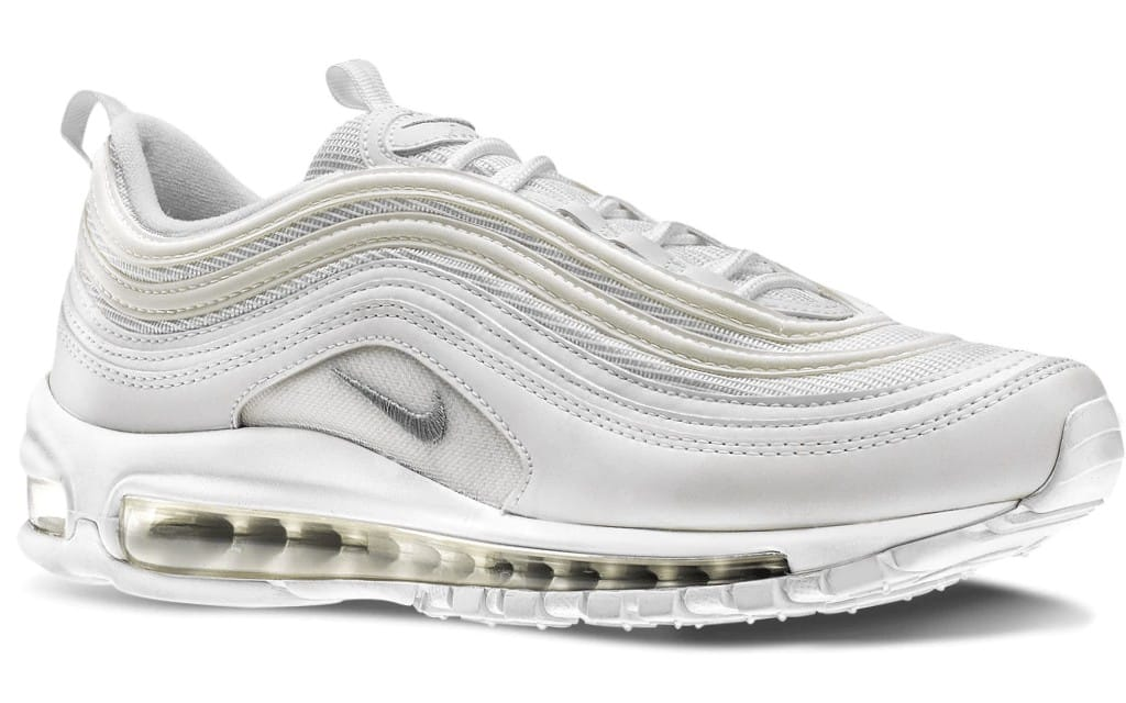 air max 97 blancas undefeated