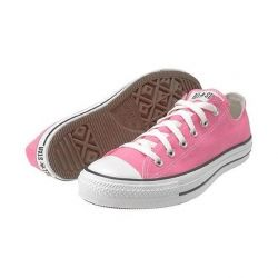 CONVERSE ALL STAR BAJAS ROSAS