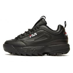 Fila Disruptor All Black Low