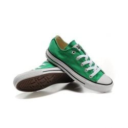 CONVERSE ALL STAR BAJAS VERDE