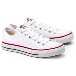 CONVERSE ALL STAR BAJAS BLANCAS