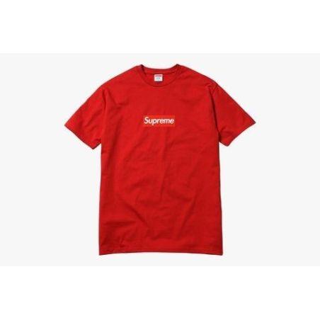 Camiseta Supreme Roja