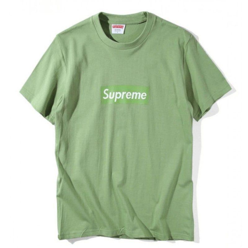 Camiseta Supreme Verde