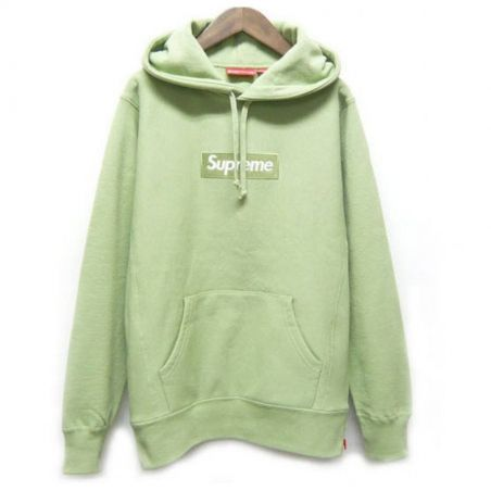 Sudadera Supreme Verde