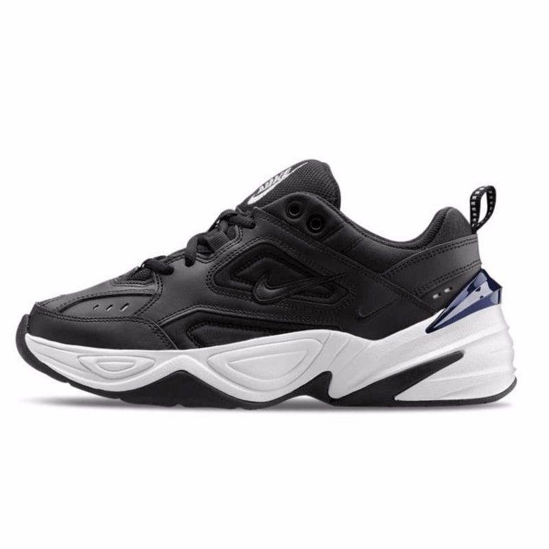 Nike M2K Tekno Negras Azules