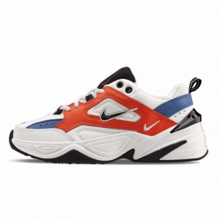 Nike M2K Tekno Blancas RojasAzul