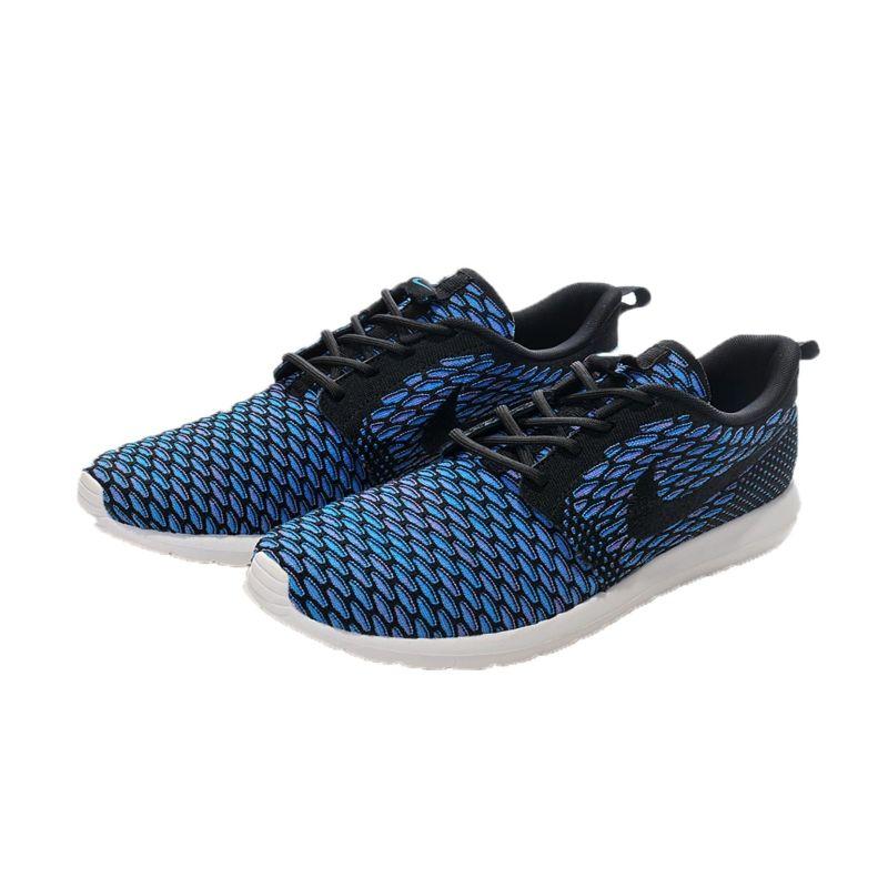 "Nike Roshe Run ""FLYKNIT"" AZUL"