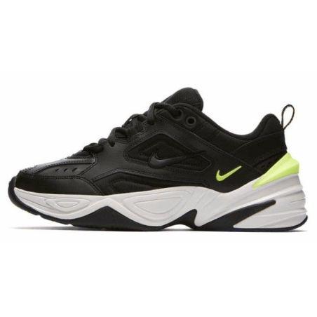 Nike M2K Tekno Negras Amarillas