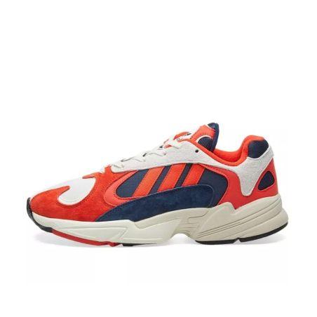 Adidas Yung 1 Rojas y Azules