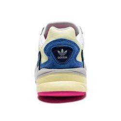 Adidas Falcon Azul Amarillo