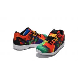 ADIDAS ZX FLUX ESTAMPADO 2