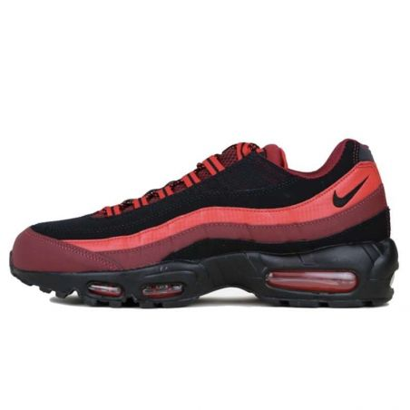 Nike Air Max 95 Negras Rojas