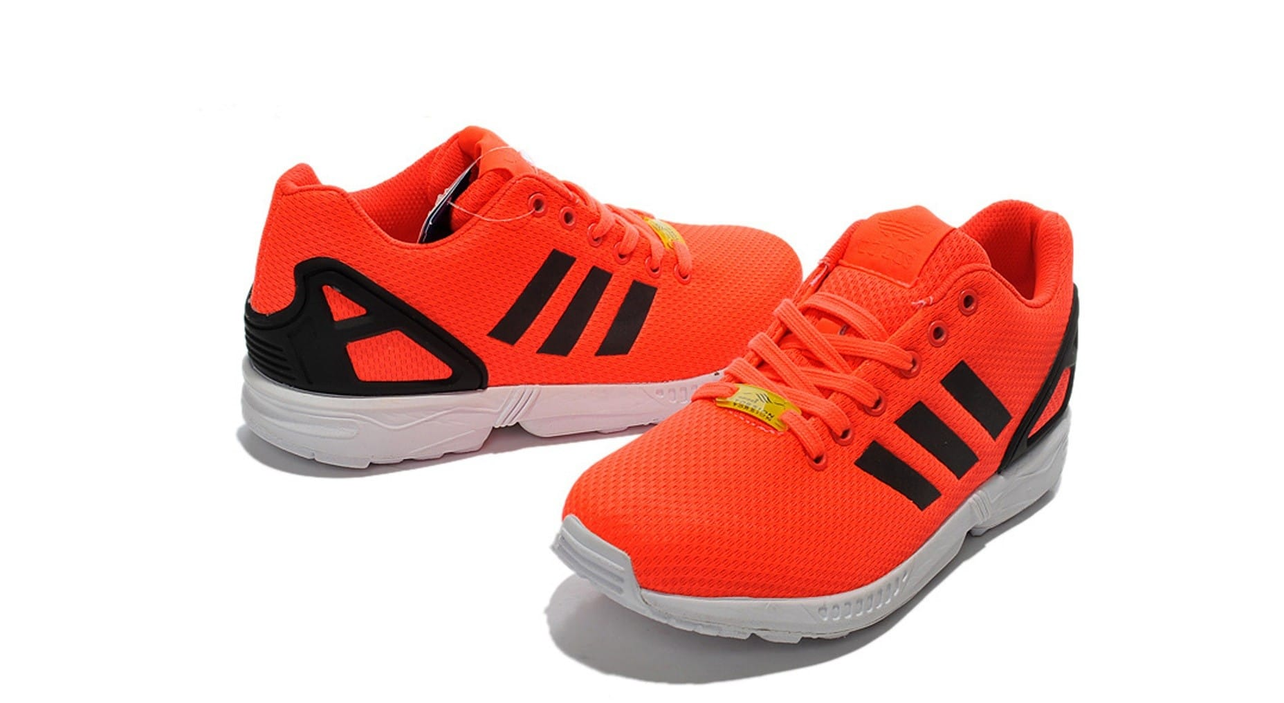 best authentic cc3bf 444f7 ADIDAS ZX FLUX ROJAS