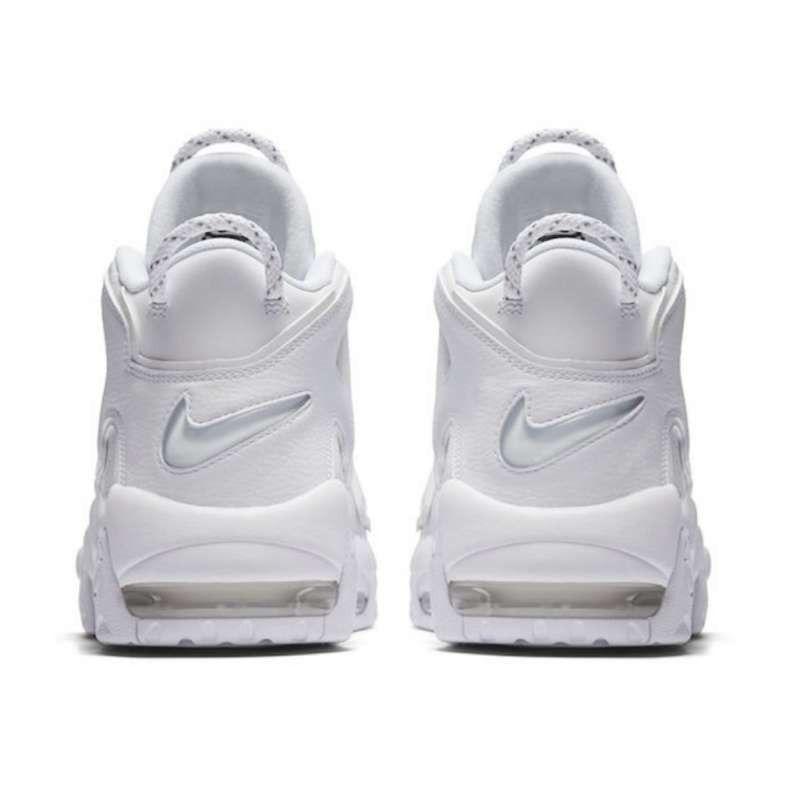 audiencia lapso Tregua  Nike Air More Uptempo Blancas por 59.95€ |Envío Gratis