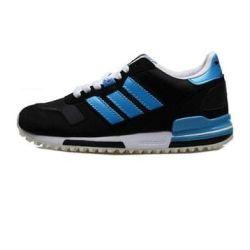"Adidas ZX ""750"" NEGRAS/AZUL"