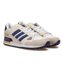 "Adidas ZX ""750"" GRIS/AZUL"
