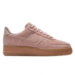 Nike Air Force Low Rosas Plataforma Goma