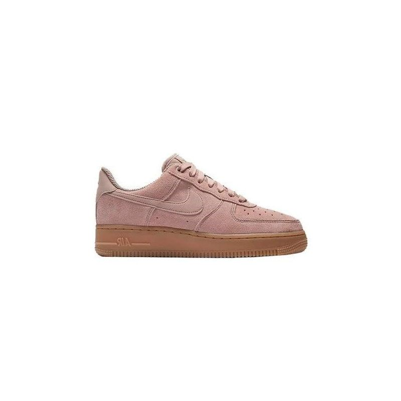 Nike Air Force Low Rosas Suela Goma