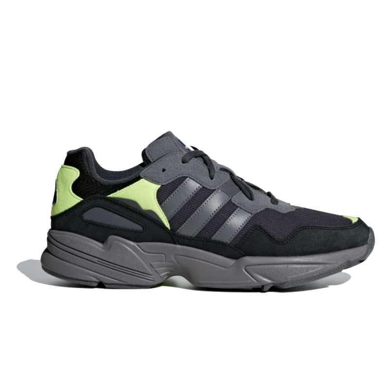 Adidas Yung 96 Negras Amarillas