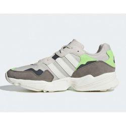 Adidas Yung 96 Grises Verdes