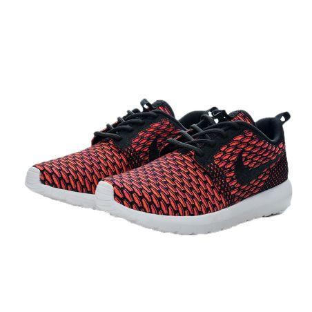 "Nike Roshe Run ""FLYKNIT"" ROJAS"