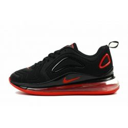 Nike Air Max 720 Negras Rojas