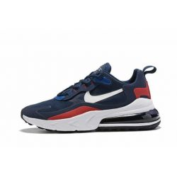 Nike Air Max 270 React Azul Rojo