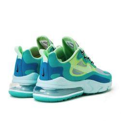 Digno zapatilla radio  Nike Air Max 270 React Blancas Verdes por 54.95€ |Envío