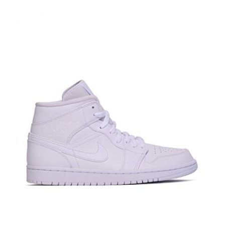 Nike Air Jordan 1 One Mid Blancas