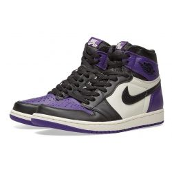 Nike Air Jordan 1 One Mid Lilas