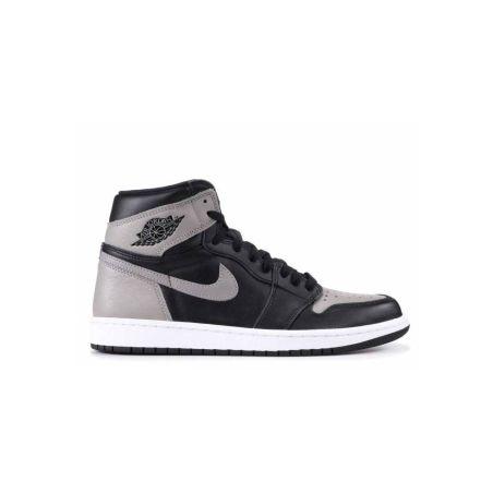 Nike Air Jordan 1 One Mid Grises