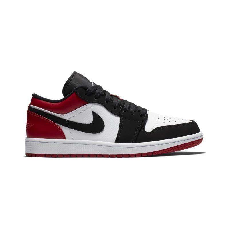 Nike Air Jordan 1 One Low Rojas