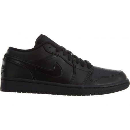 Nike Air Jordan 1 One Low Negras