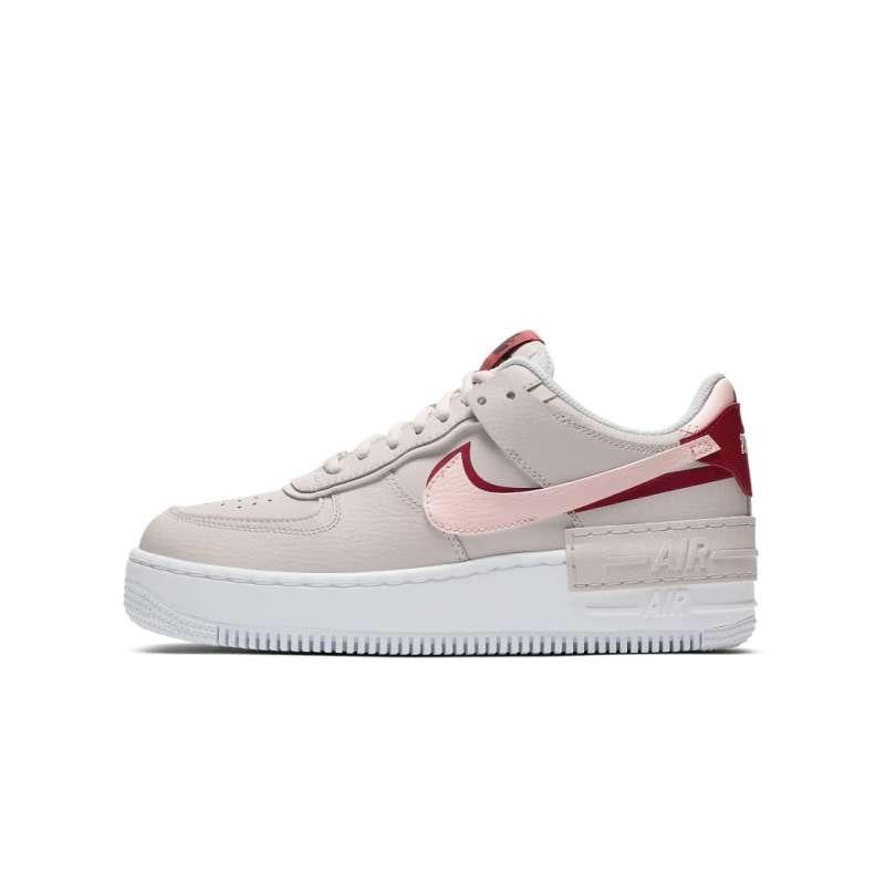 air force 1 blancas y rojas