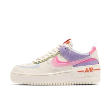 Nike Air Force 1 Shadow Beige Rosas