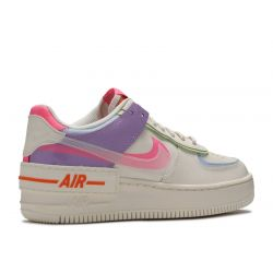 Nike Air Force 1 Shadow Beige Rosas
