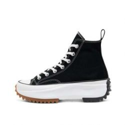 Converse Run Star Hike High Top Negras