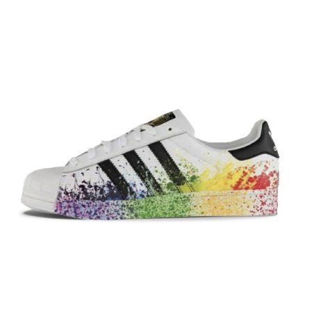 """Adidas """"SUPERSTAR 2015"""" PINTURA"""
