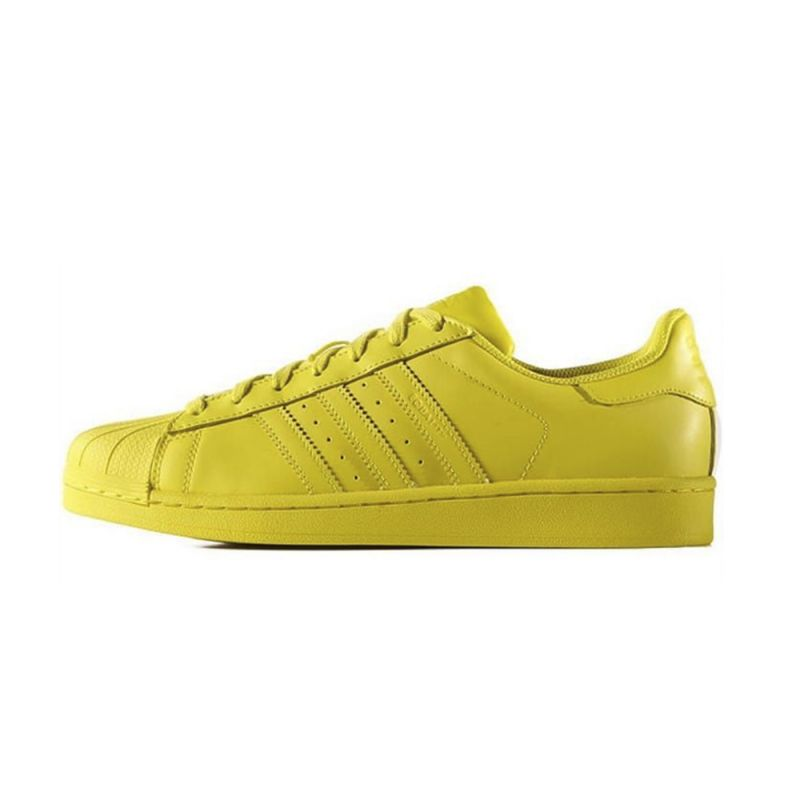"Adidas ""SUPERSTAR 2015"" AMARILLO"
