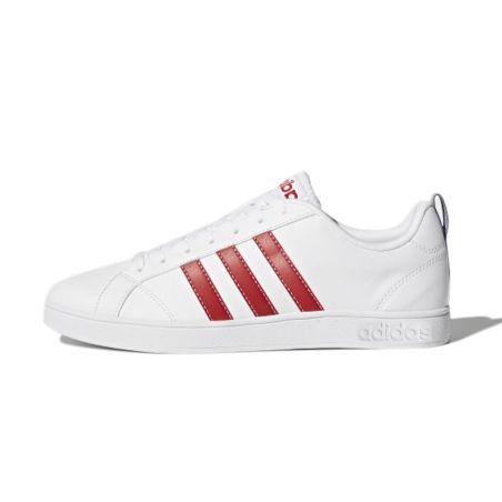 """Adidas """"SUPERSTAR 2015"""" BLANCAS/ROJAS"""