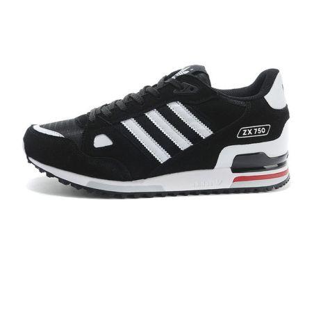 """Adidas ZX """"750"""" NEGRAS/BLANCAS"""