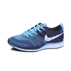 Nike Flyknit Trainer Azul Marino